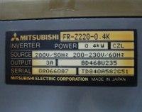 4 TYPENSCHILD FR-Z220-0.4K