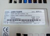 4 TYPENSCHILD CIMR-F7C45P5
