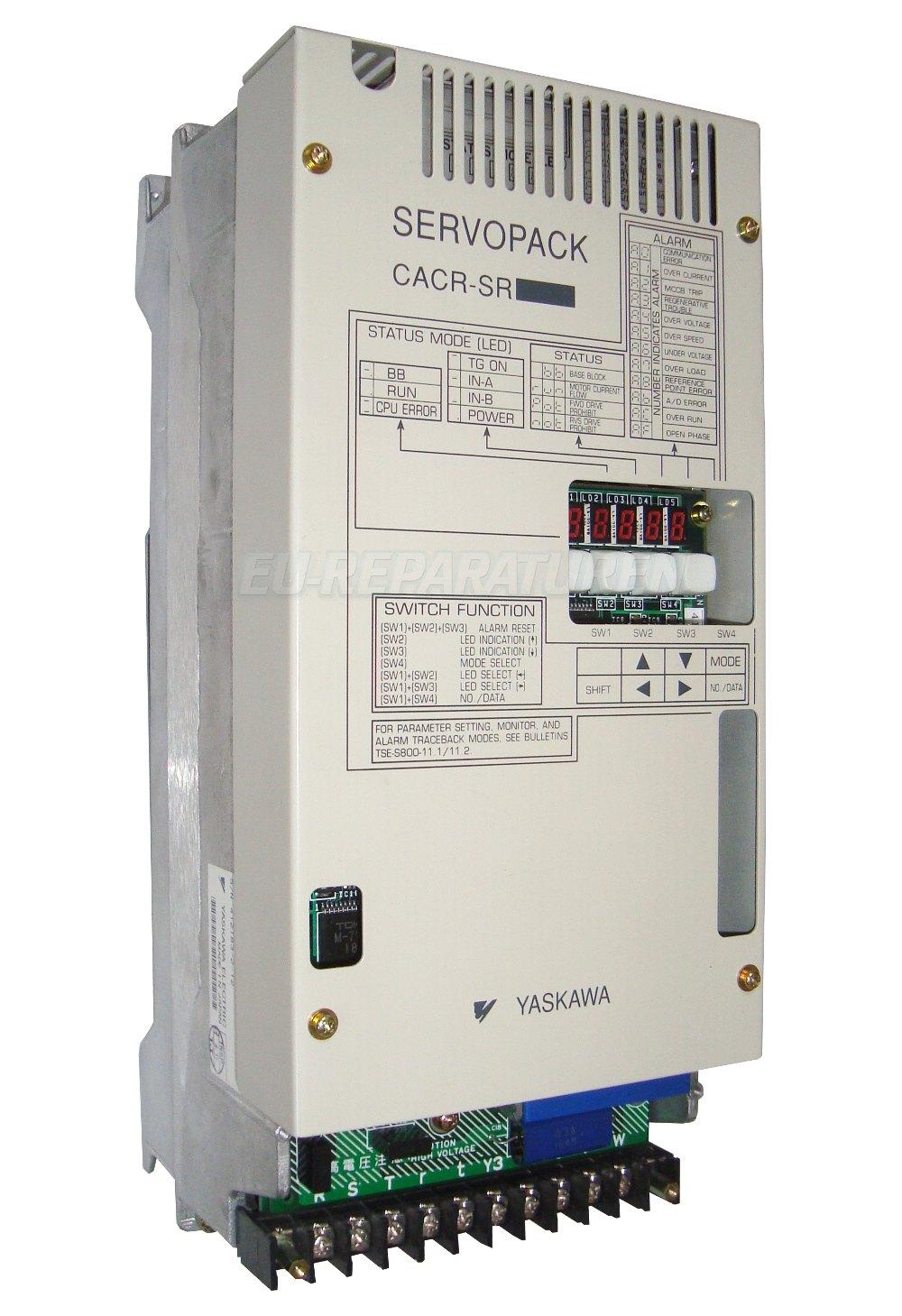 Reparatur Yaskawa CACR-SR03BE12G-E AC DRIVE
