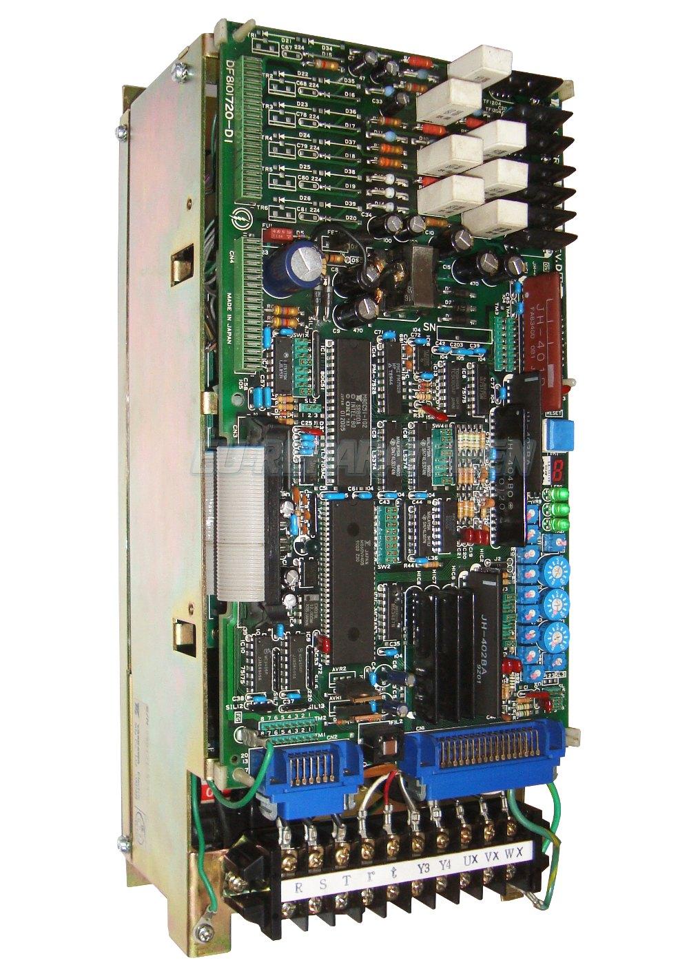 Reparatur Yaskawa CACR-SR05SB1BF AC DRIVE