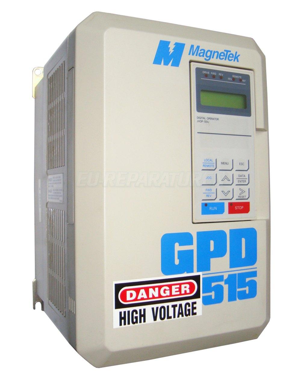 Reparatur Magnetek GPD515C-A025 AC DRIVE