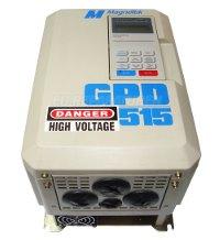 2 MAGNETEK FREQUENZUMRICHTER GPD515C-A025 AUSTAUSCH MIT GARANTIE