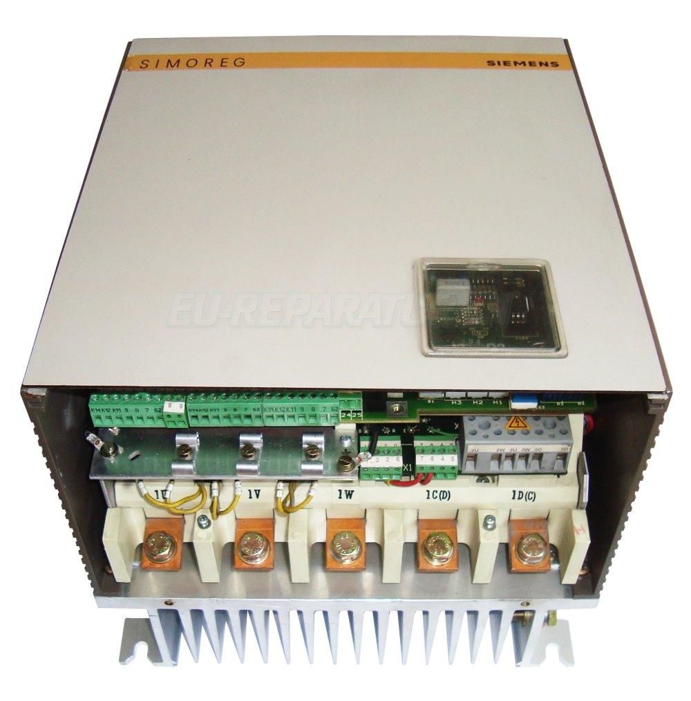 Reparatur Siemens 6RA2232-6GV62-0 DC DRIVE