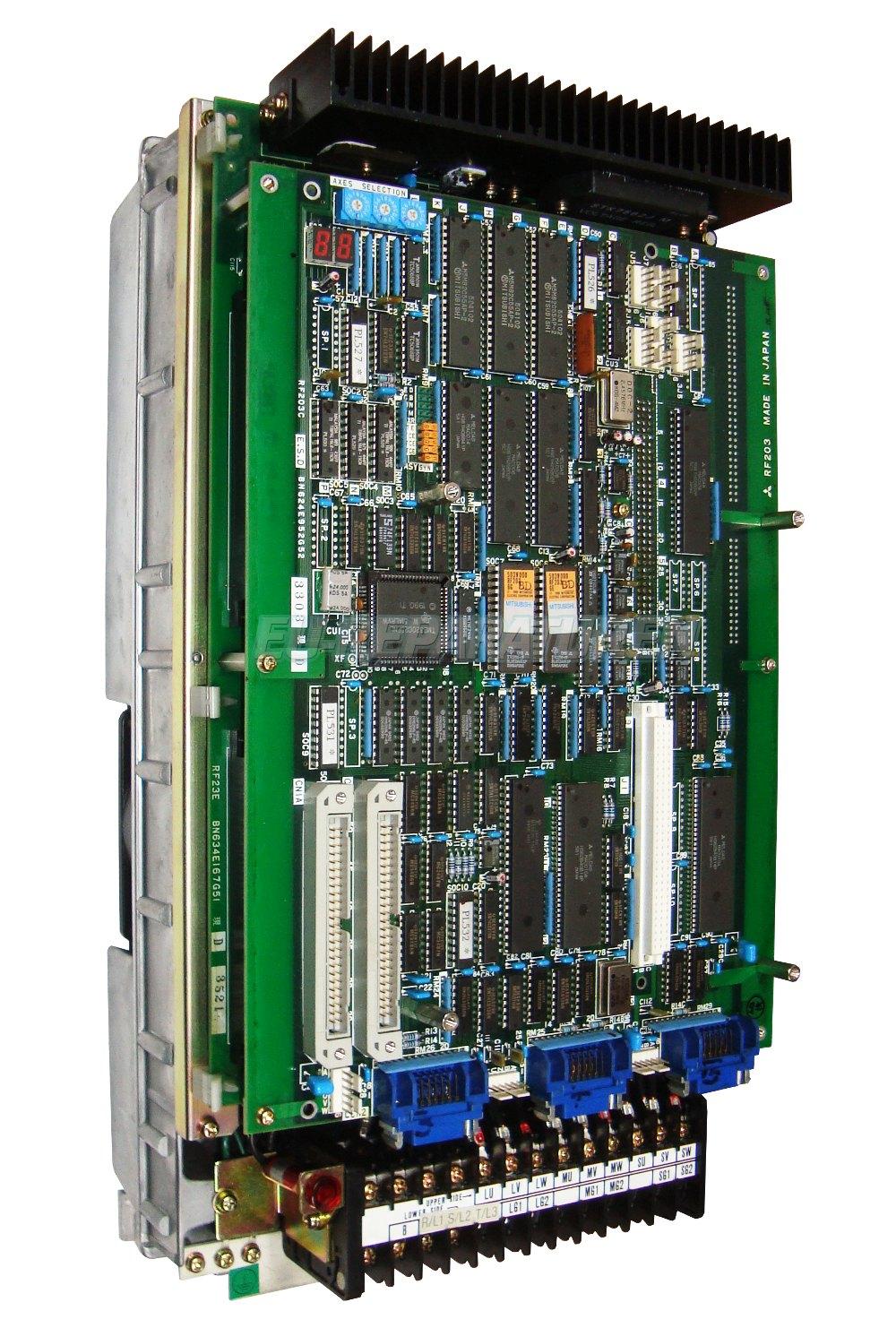 Reparatur Mitsubishi MR-S3-80AA-E01 AC DRIVE