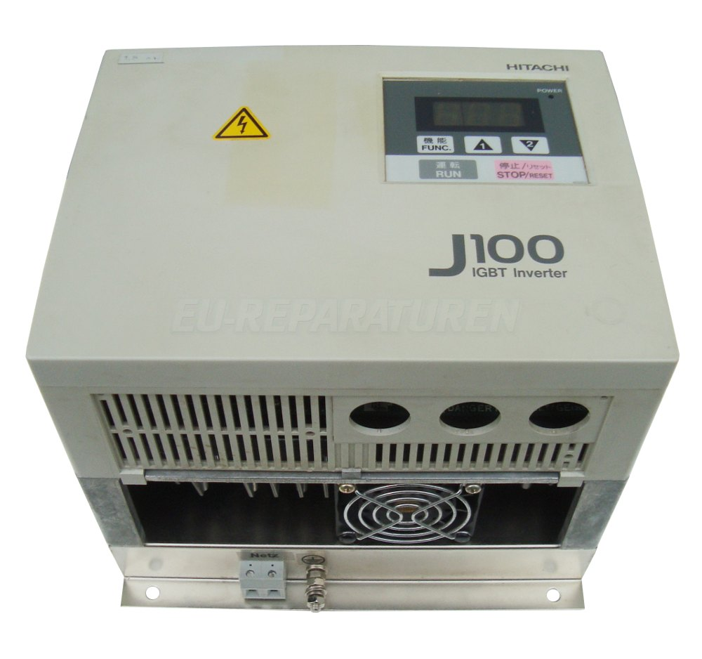 Reparatur Hitachi J100-015SFE2 AC DRIVE