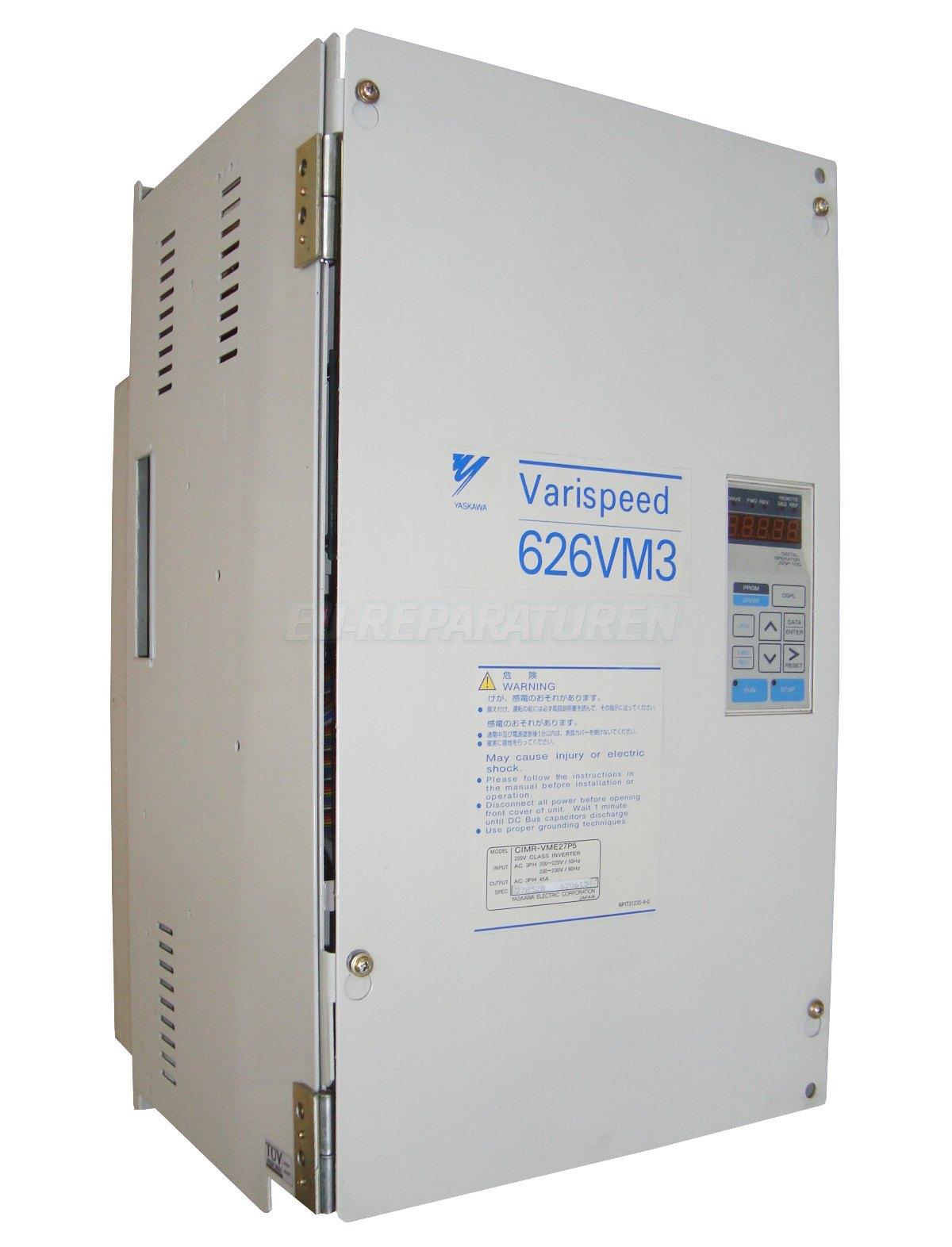 Reparatur Yaskawa CIMR-VME27P5 AC DRIVE