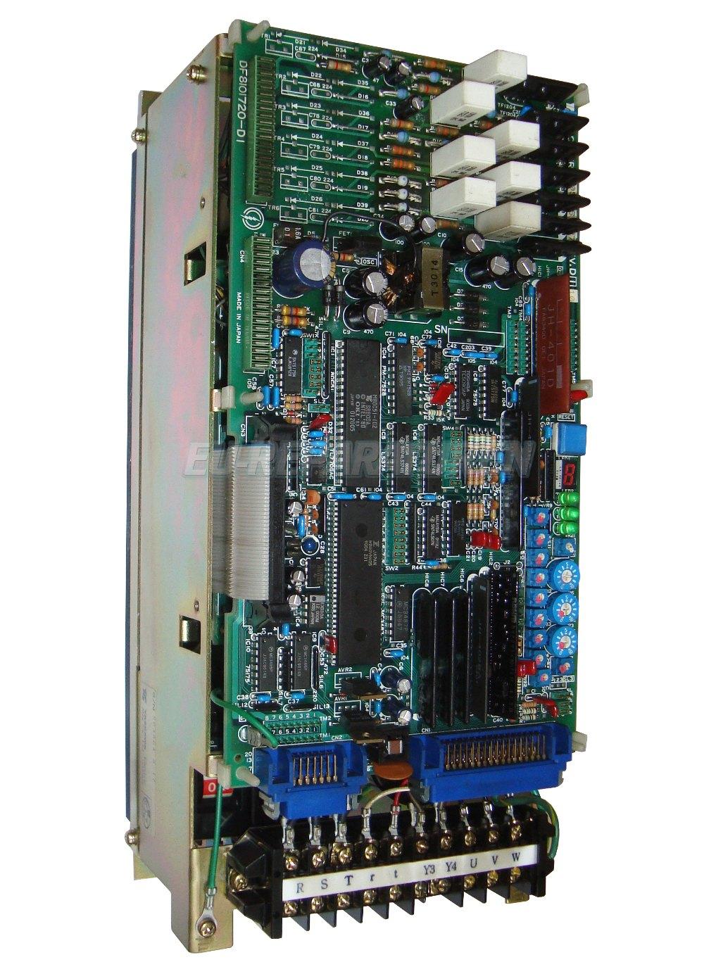 Reparatur Yaskawa CACR-SR05SB1AFY187 AC DRIVE