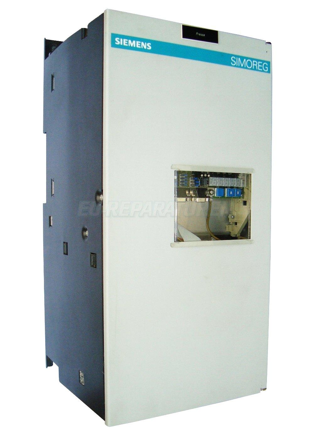 Reparatur Siemens 6RA2475-6DS22-0 DC DRIVE