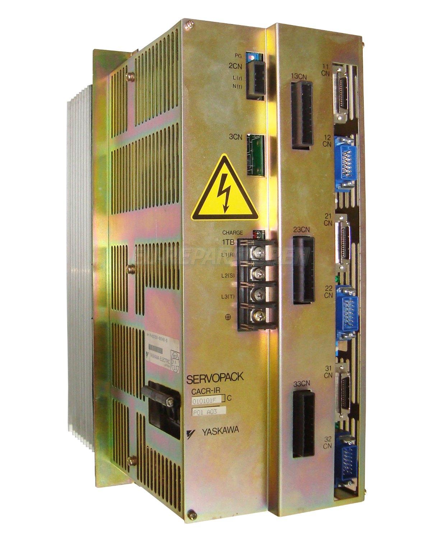 Reparatur Yaskawa CACR-IR010101F AC DRIVE
