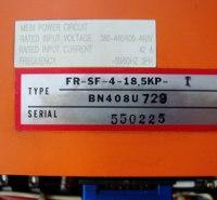4 TYPENSCHILD FR-SF-4-18.5KP-T