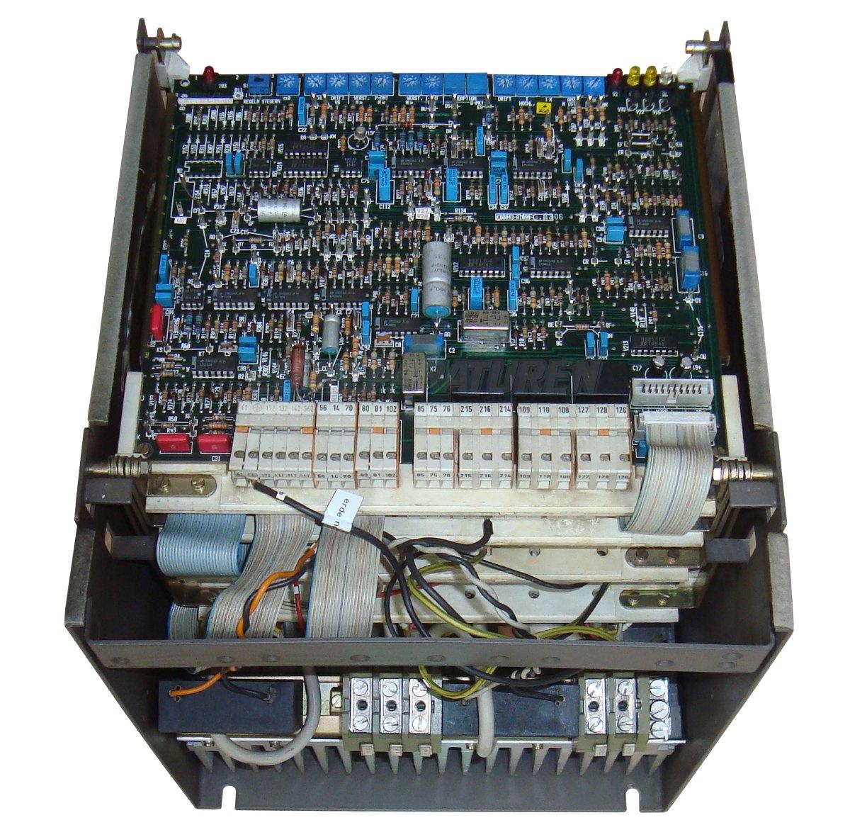 Reparatur Siemens 6RA2625-6DV57-7BF0 DC DRIVE