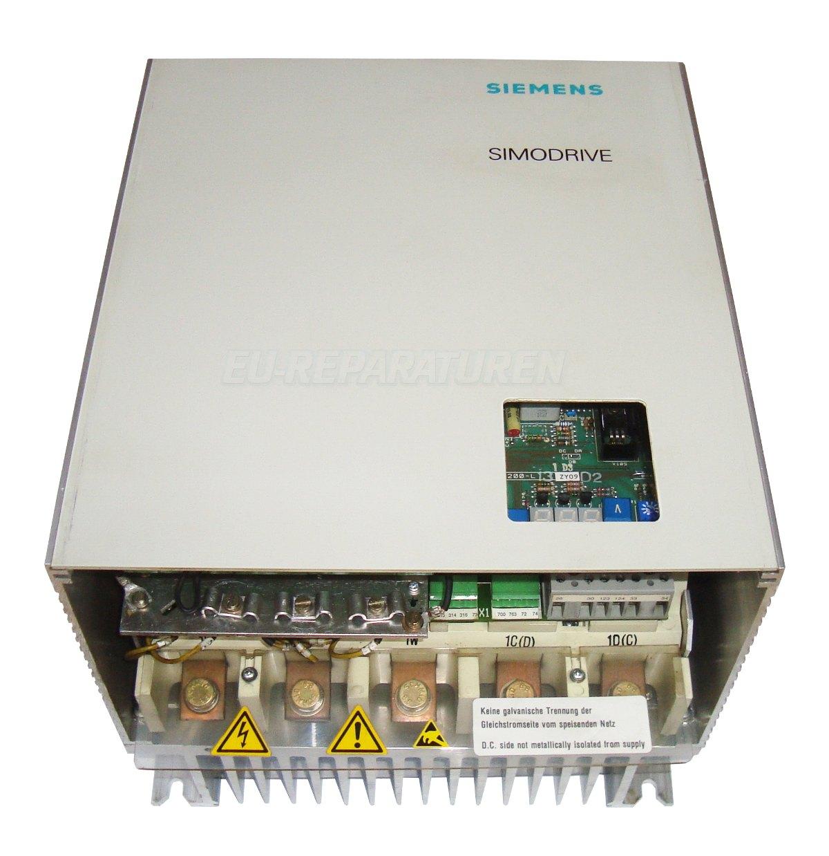 Reparatur Siemens 6RA2732-6DV55-0 DC DRIVE