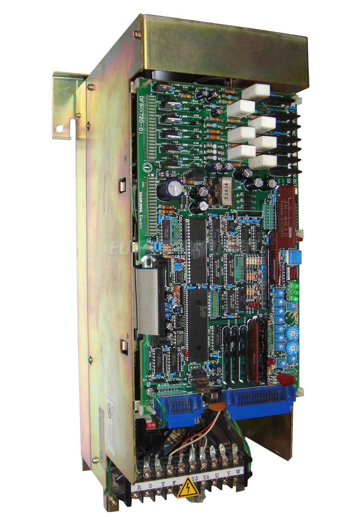 Reparatur Yaskawa CACR-SR44BB1CSY184 AC DRIVE