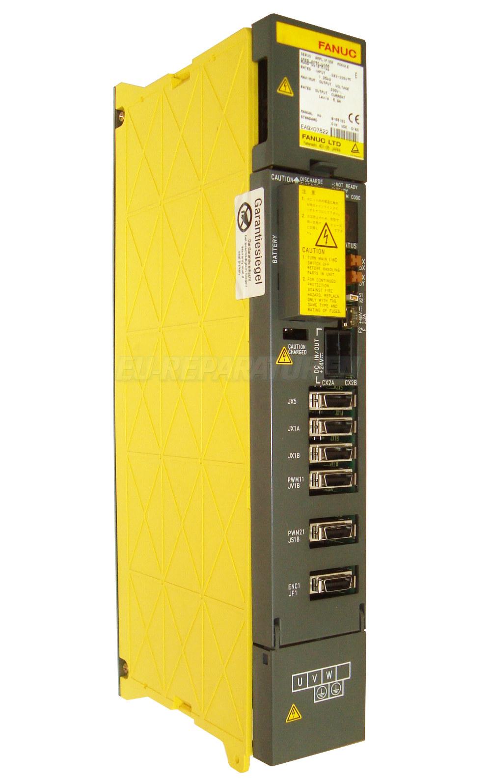 Reparatur Fanuc A06B-6079-H102 AC DRIVE
