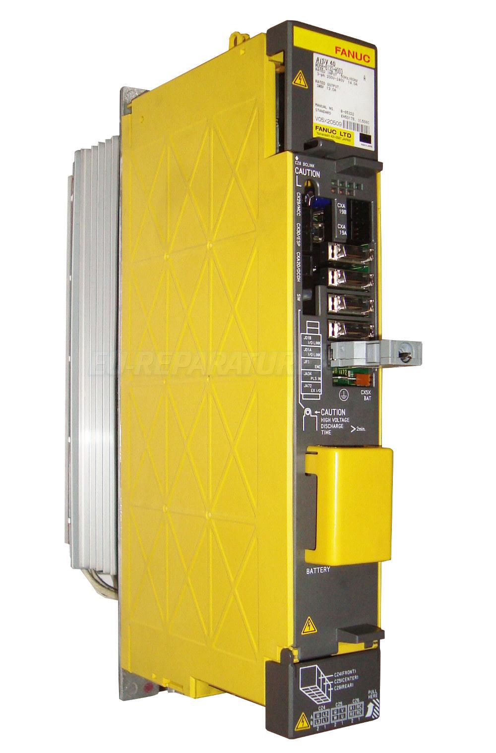 Reparatur Fanuc A06B-6132-H003 AC DRIVE