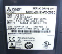 4 ONLINE SHOP MDS-DH2-V2-2020 SERVO MITSUBISHI