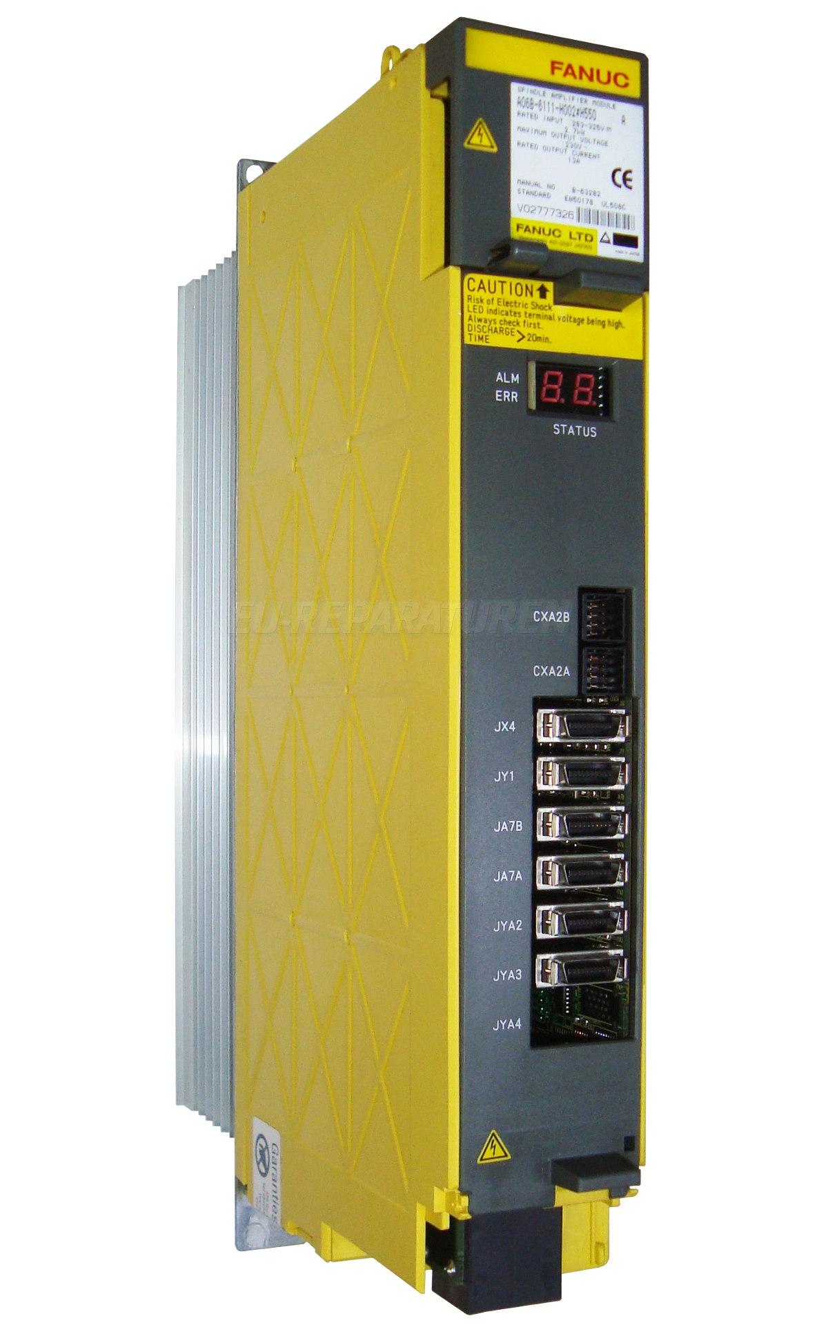 Reparatur Fanuc A06B-6111-H002 AC DRIVE