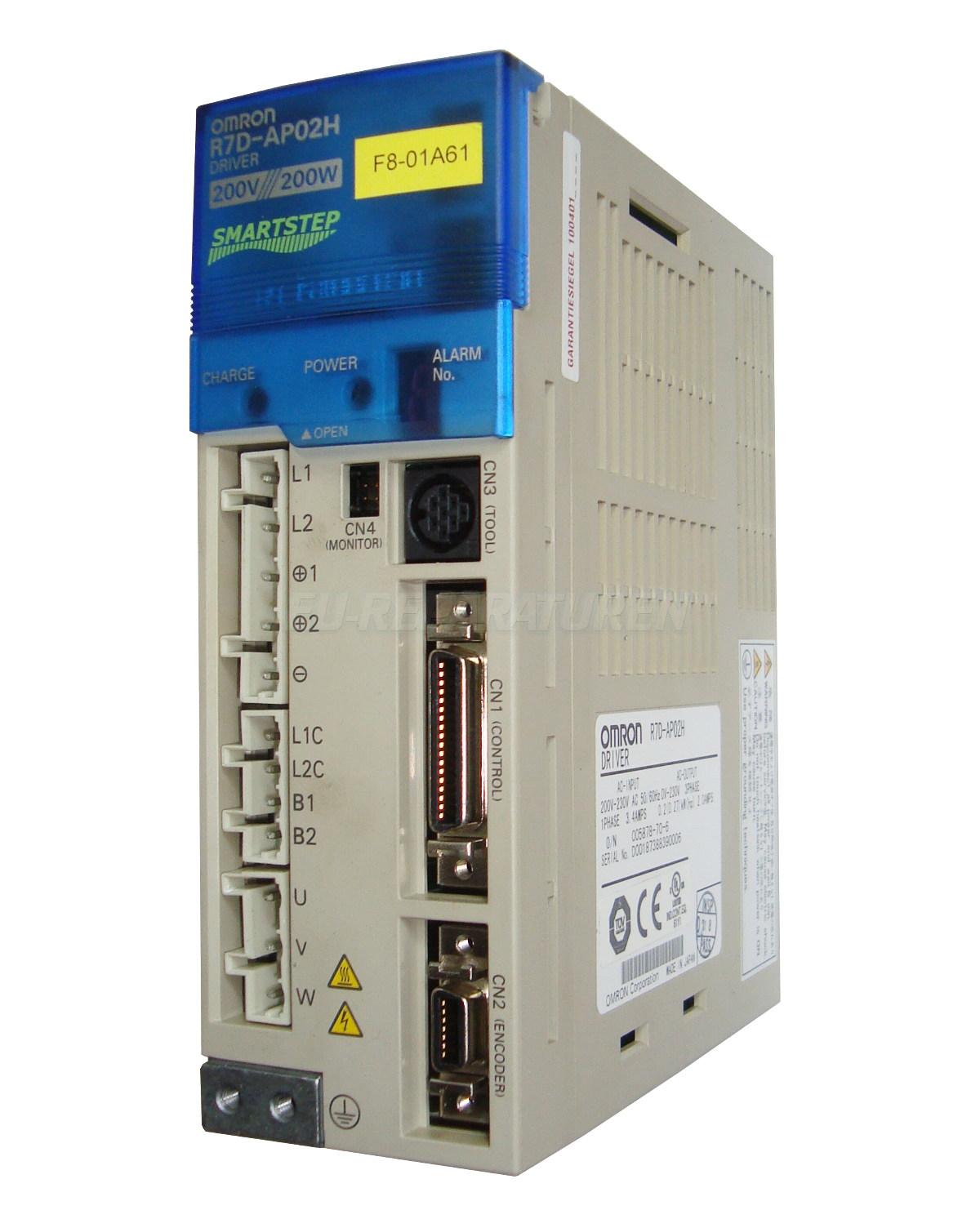 Reparatur Omron R7D-AP02H AC DRIVE