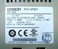 3 TYPENSCHILD R7D-AP02H OMRON