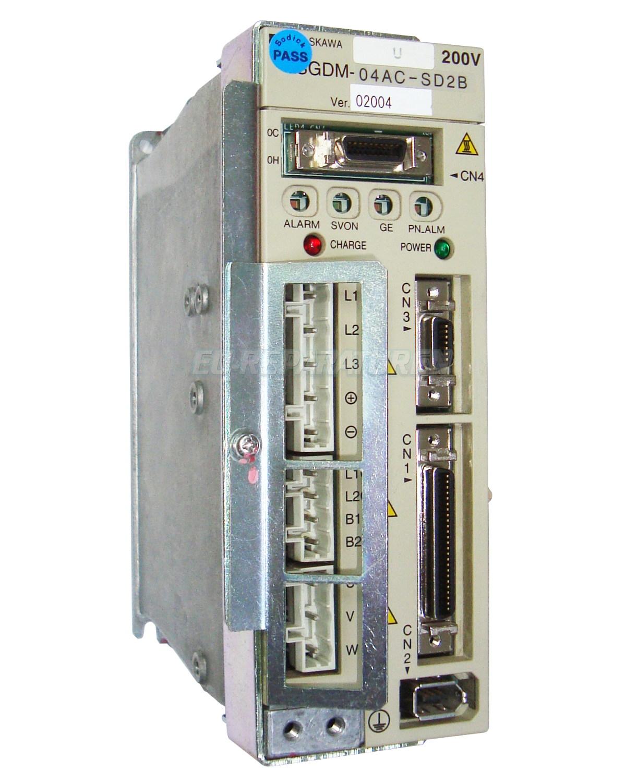 Reparatur Yaskawa SGDM-04AC-SD2B AC DRIVE