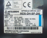 4 EXCHANGE MITSUBISHI MDS-DH-SP-200 WARRANTY