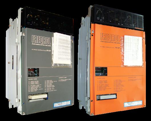 Weiter zum Reparatur-Service: MITSUBISHI FR-SF-2-7.5KP-C SPINDEL-CONTROLLER