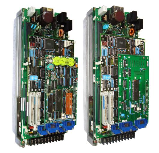 Weiter zum Reparaturkatalog: MITSUBISHI Achsverstärker MR-S12 Baureihe