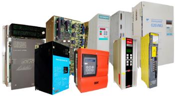 Reparatur und Austausch Frequenzumrichter