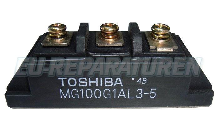 VORSCHAU: TOSHIBA MG100G1AL3-5 TRANSISTOR MODULE