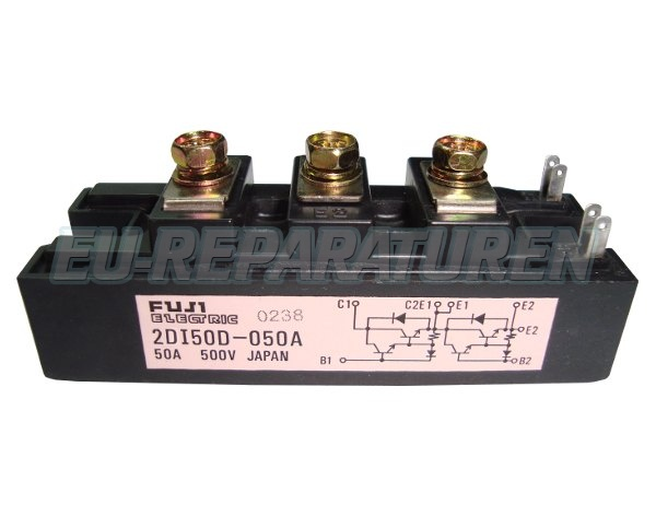SHOP, Kaufen: FUJI ELECTRIC 2DI50D-050A TRANSISTOR MODULE