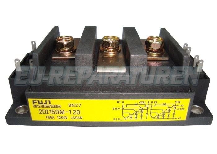 VORSCHAU: FUJI ELECTRIC 2DI150M-120 TRANSISTOR MODULE