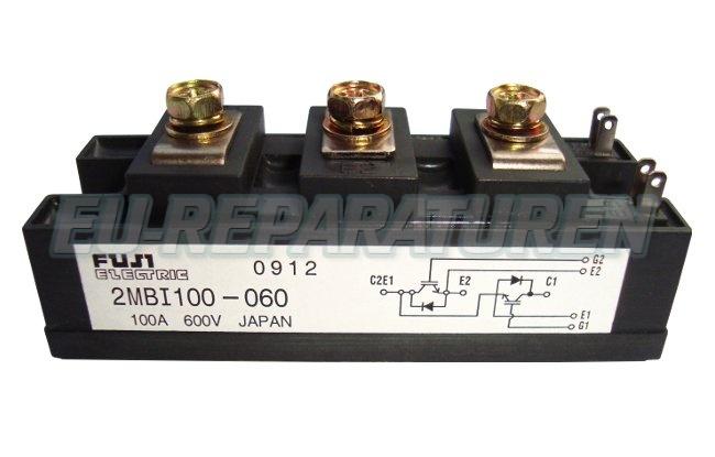 Weiter zum Artikel: FUJI ELECTRIC 2MBI100-060 IGBT MODULE