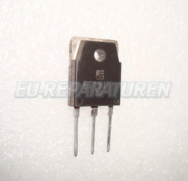 VORSCHAU: FUJI ELECTRIC ET191 TRANSISTOR