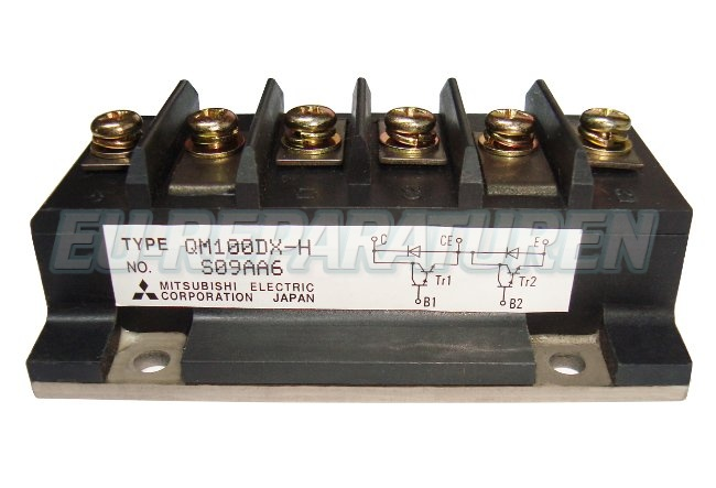 SHOP, Kaufen: MITSUBISHI ELECTRIC QM100DX-H TRANSISTOR MODULE