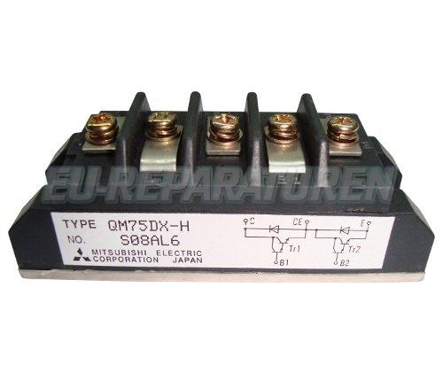SHOP, Kaufen: MITSUBISHI ELECTRIC QM75DX-H TRANSISTOR MODULE