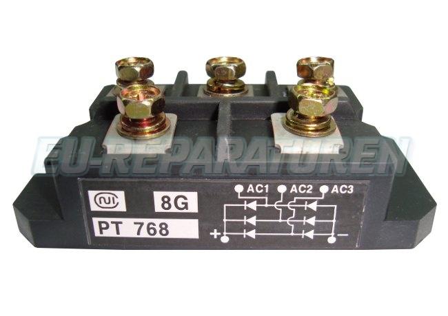 VORSCHAU: NIHON INTER ELECTRONICS PT768 DIODEN MODULE