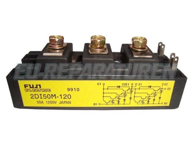 Weiter zum Artikel: FUJI ELECTRIC 2DI50M-120 TRANSISTOR MODULE