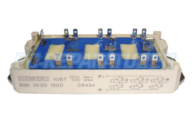 SHOP, Kaufen: SIEMENS BSM25GD120D IGBT MODULE