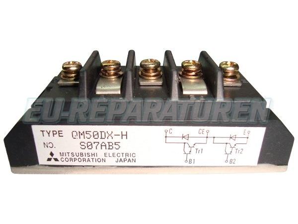 Weiter zum Artikel: MITSUBISHI ELECTRIC QM50DX-H TRANSISTOR MODULE