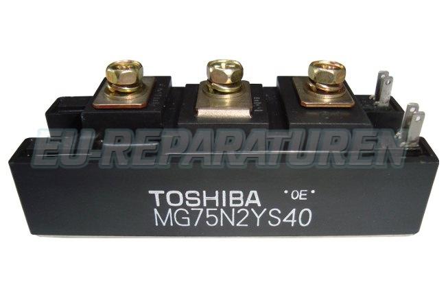 VORSCHAU: TOSHIBA MG75N2YS40 IGBT MODULE