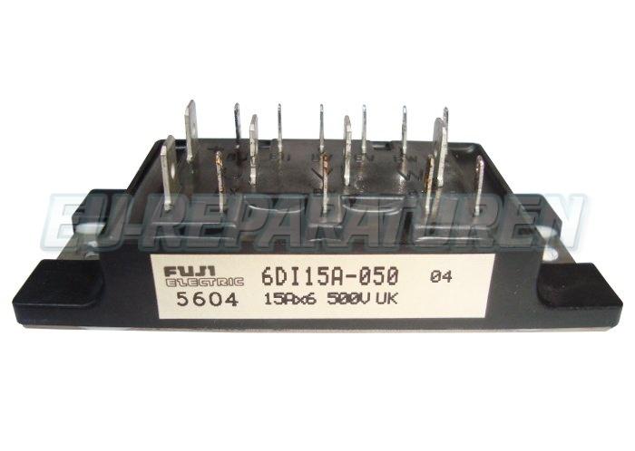 Weiter zum Artikel: FUJI ELECTRIC 6DI15A-050 TRANSISTOR MODULE