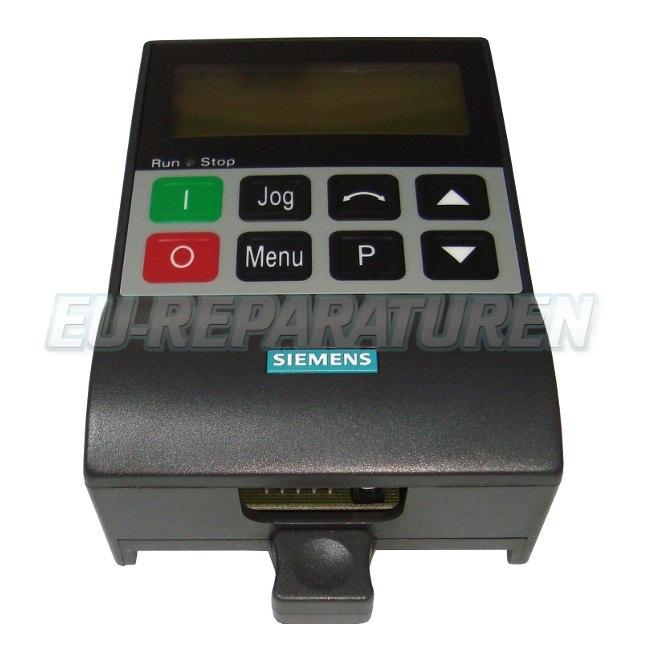 SHOP, Kaufen: SIEMENS 6SE32900XX878BF0 BEDIENPANEL