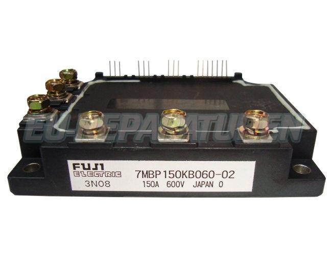 Weiter zum Artikel: FUJI ELECTRIC 7MBP150KB060-02 TRANSISTOR MODULE