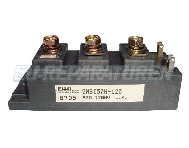 Weiter zum Artikel: FUJI ELECTRIC 2MBI50N-120 IGBT MODULE