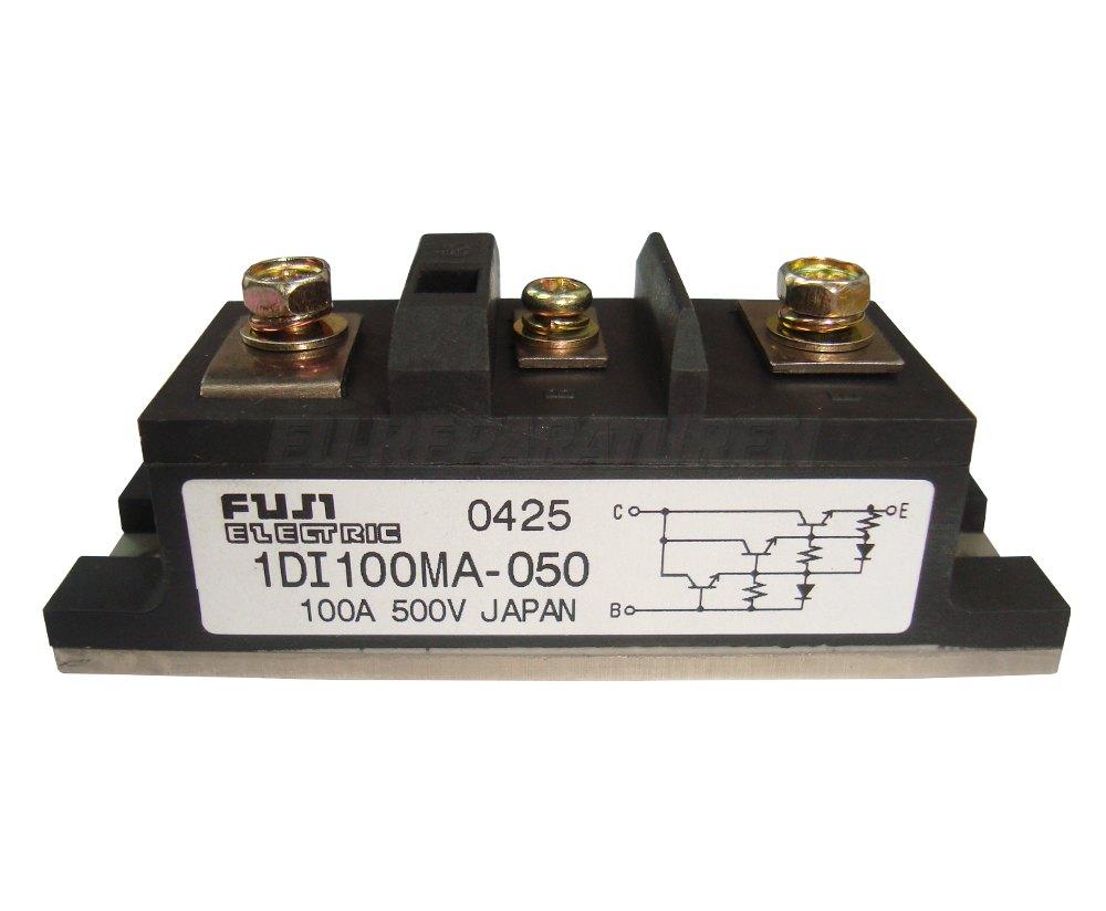 Weiter zum Artikel: FUJI ELECTRIC 1DI100MA-050 TRANSISTOR MODULE