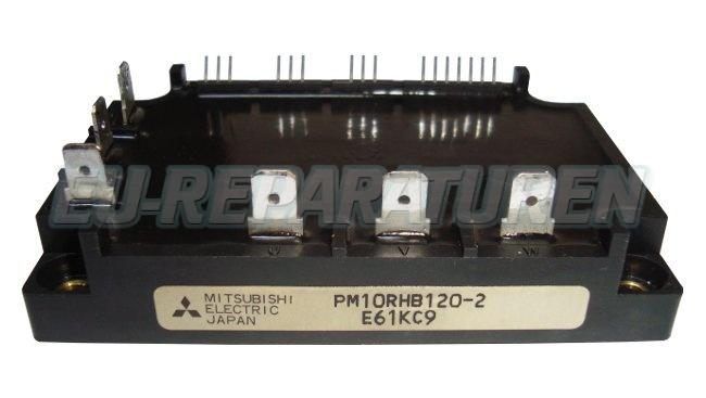Weiter zum Artikel: MITSUBISHI ELECTRIC PM10RHB120-2 IGBT MODULE
