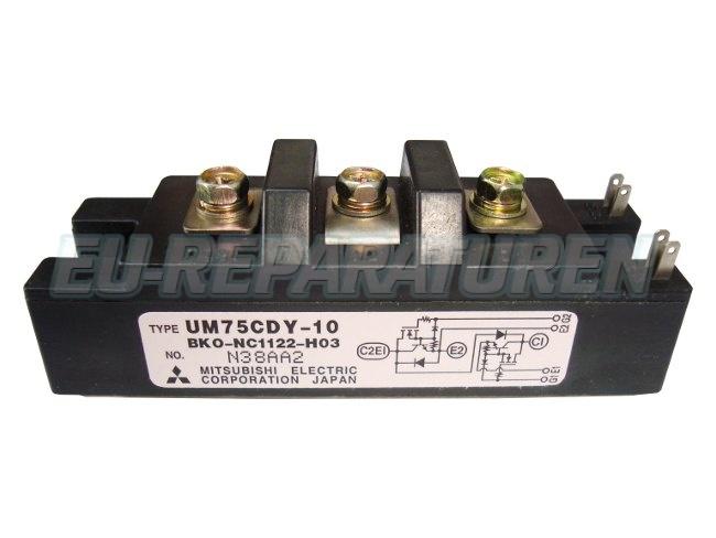 Weiter zum Artikel: MITSUBISHI ELECTRIC UM75CDY-10 TRANSISTOR MODULE