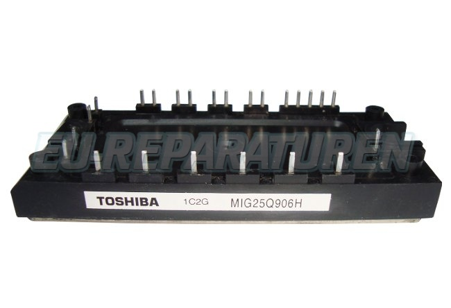 Weiter zum Artikel: TOSHIBA MIG25Q906H IGBT MODULE