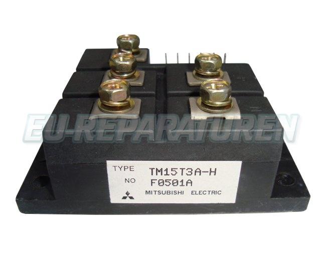 Weiter zum Artikel: MITSUBISHI ELECTRIC TM15T3A-H THYRISTOR MODULE