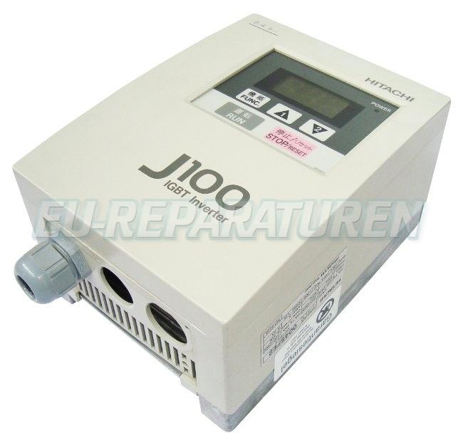 VORSCHAU: HITACHI J100-004SFE2 FREQUENZUMFORMER